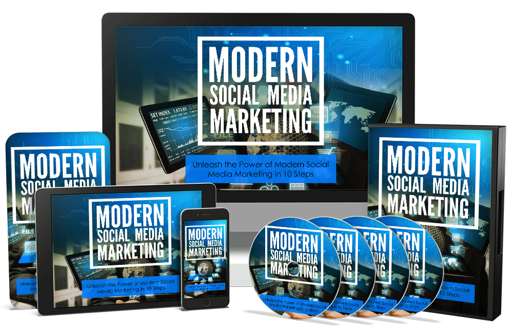 Modern Social Media Marketing Ebook